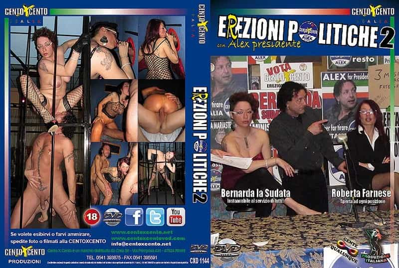 Erezioni politiche 2 Film CentoXCento Streaming , Video Porno 2018 , Video Porno Italiano, PornoHDStreaming 2018 , Video CentoXCento Streaming , Porno 2018