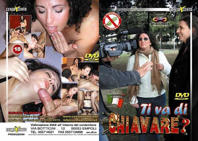Ti va di chiavare Film CentoXCento Streaming , CentoXCento Streaming , Pinko Streaming XXX , Porno Streaming Gratis ,Video Porno , Film Porno Streaming