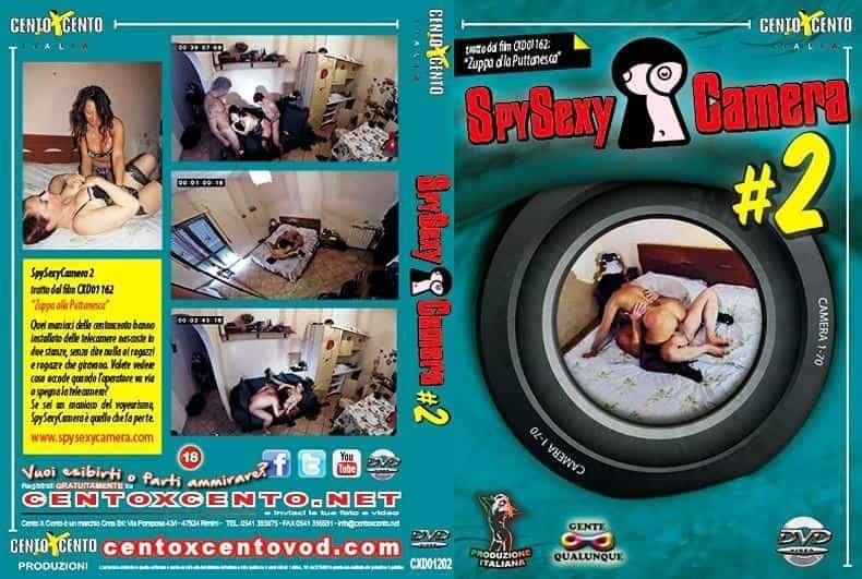 SpySexy Camera 2 CentoXCento Streaming