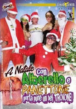 A Natale con Alberello e Panettone porta pure un bel Troione CentoXCento Streaming
