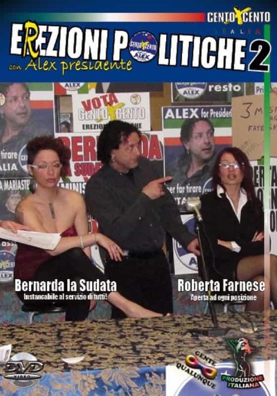 Erezioni Politiche 2 CentoXCento Porno Streaming HD