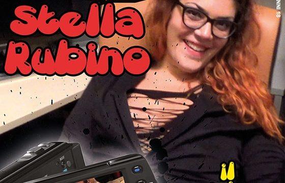 Stella Rubino: Il mio primo cast
