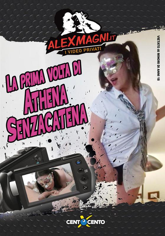La prima volta di Athena Senzacatena
